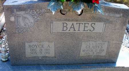 BATES, GLADYS - Scott County, Arkansas | GLADYS BATES - Arkansas Gravestone Photos