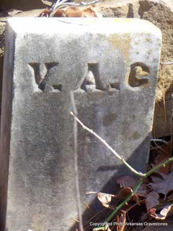 C, V A - Scott County, Arkansas   V A C - Arkansas Gravestone Photos