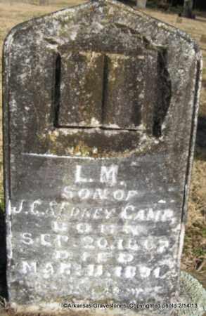 KEMP, L M - Scott County, Arkansas   L M KEMP - Arkansas Gravestone Photos