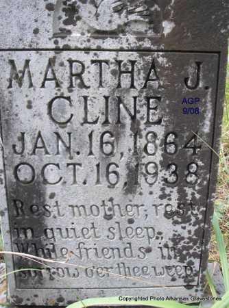 D'HART, MARTHA J, MRS - Scott County, Arkansas | MARTHA J, MRS D'HART - Arkansas Gravestone Photos