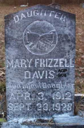 DAVIS, INFANT DAUGHTER - Scott County, Arkansas | INFANT DAUGHTER DAVIS - Arkansas Gravestone Photos