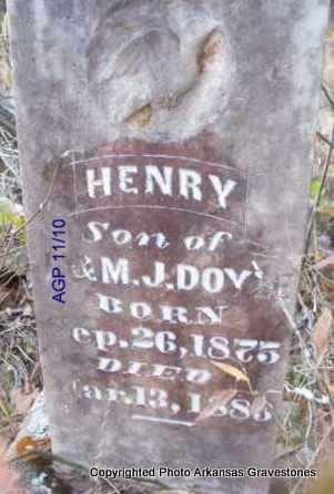 DOYLE, HENRY - Scott County, Arkansas | HENRY DOYLE - Arkansas Gravestone Photos