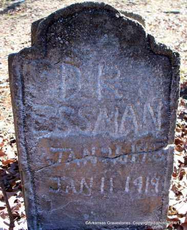 ESSMAN, D R - Scott County, Arkansas | D R ESSMAN - Arkansas Gravestone Photos