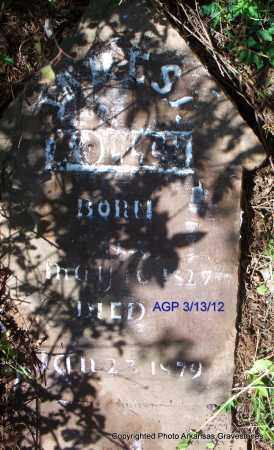 HOLLEY, JAMES R (2ND STONE) - Scott County, Arkansas   JAMES R (2ND STONE) HOLLEY - Arkansas Gravestone Photos