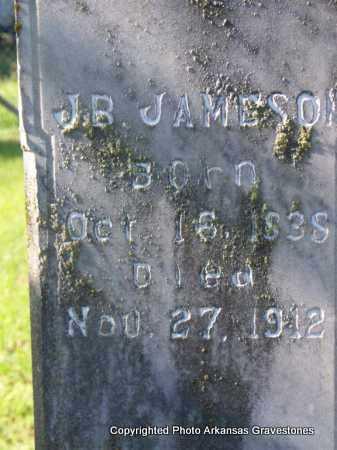 JAMESON, J  B - Scott County, Arkansas | J  B JAMESON - Arkansas Gravestone Photos