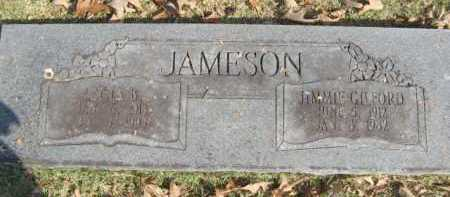 JAMESON, JIMMIE GILFORD - Scott County, Arkansas | JIMMIE GILFORD JAMESON - Arkansas Gravestone Photos