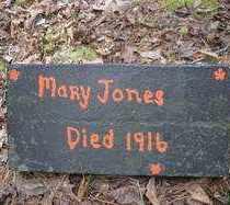 JONES, MARY - Scott County, Arkansas | MARY JONES - Arkansas Gravestone Photos