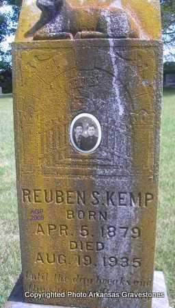 KEMP, REUBEN S - Scott County, Arkansas | REUBEN S KEMP - Arkansas Gravestone Photos