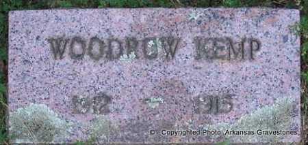 KEMP, WOODROW - Scott County, Arkansas | WOODROW KEMP - Arkansas Gravestone Photos