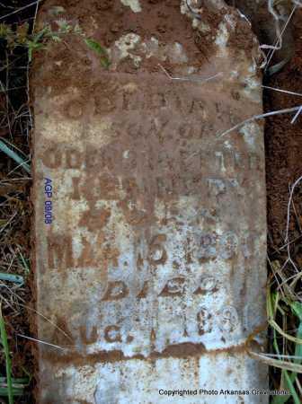 KENNEDY, OBADIAH - Scott County, Arkansas   OBADIAH KENNEDY - Arkansas Gravestone Photos
