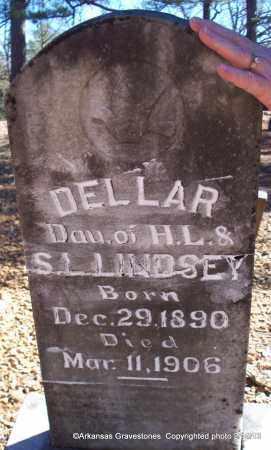 LINDSEY, DELLAR - Scott County, Arkansas | DELLAR LINDSEY - Arkansas Gravestone Photos