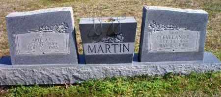 MARTIN, ARTELA P - Scott County, Arkansas   ARTELA P MARTIN - Arkansas Gravestone Photos