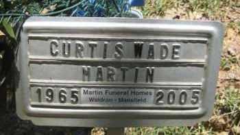 MARTIN, CURTIS WADE - Scott County, Arkansas | CURTIS WADE MARTIN - Arkansas Gravestone Photos