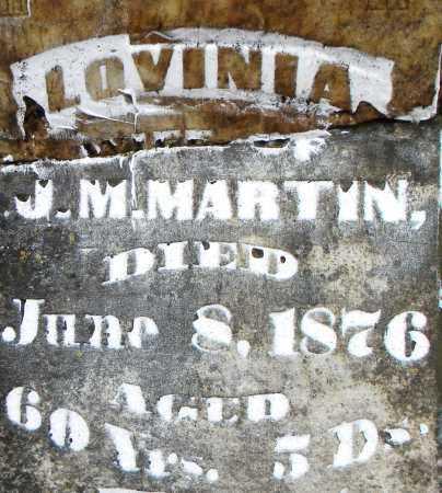 MARTIN, LOVINIA - Scott County, Arkansas   LOVINIA MARTIN - Arkansas Gravestone Photos