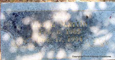 MARTIN, LLOYD - Scott County, Arkansas | LLOYD MARTIN - Arkansas Gravestone Photos