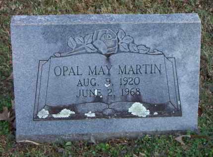 MARTIN, OPAL MAY - Scott County, Arkansas | OPAL MAY MARTIN - Arkansas Gravestone Photos
