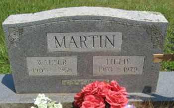 MARTIN, WALTER - Scott County, Arkansas | WALTER MARTIN - Arkansas Gravestone Photos