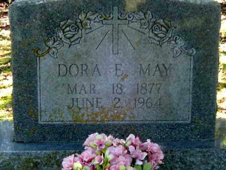 MAY, DORA E - Scott County, Arkansas | DORA E MAY - Arkansas Gravestone Photos