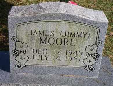 MOORE, JAMES (JIMMY) - Scott County, Arkansas | JAMES (JIMMY) MOORE - Arkansas Gravestone Photos