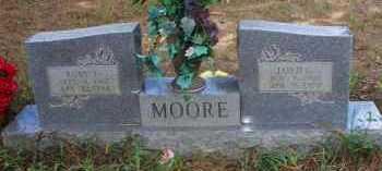 MOORE, RUBY J - Scott County, Arkansas | RUBY J MOORE - Arkansas Gravestone Photos
