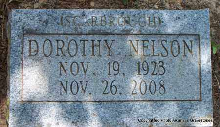NELSON, DOROTHY - Scott County, Arkansas   DOROTHY NELSON - Arkansas Gravestone Photos