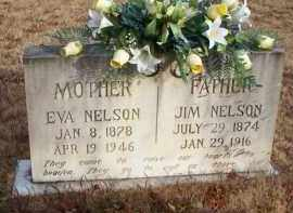 NELSON, EVA - Scott County, Arkansas | EVA NELSON - Arkansas Gravestone Photos