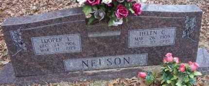 NELSON, HELEN C - Scott County, Arkansas | HELEN C NELSON - Arkansas Gravestone Photos