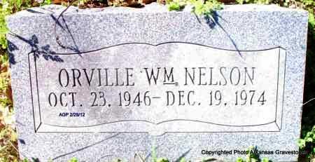 NELSON, ORVILLE WM - Scott County, Arkansas | ORVILLE WM NELSON - Arkansas Gravestone Photos