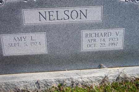 NELSON, RICHARD V - Scott County, Arkansas | RICHARD V NELSON - Arkansas Gravestone Photos