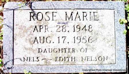 NELSON, ROSE MARIE - Scott County, Arkansas | ROSE MARIE NELSON - Arkansas Gravestone Photos