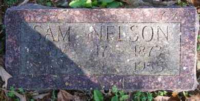 NELSON, SAM - Scott County, Arkansas | SAM NELSON - Arkansas Gravestone Photos