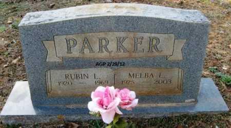 PARKER, MELBA L - Scott County, Arkansas   MELBA L PARKER - Arkansas Gravestone Photos