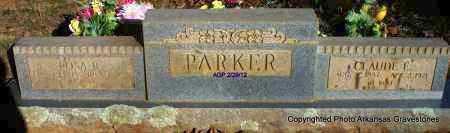 PARKER, ROSA BELL - Scott County, Arkansas | ROSA BELL PARKER - Arkansas Gravestone Photos