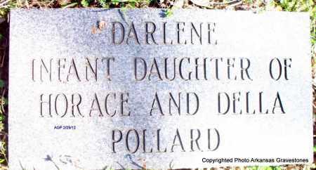 POLLARD, DARLENE - Scott County, Arkansas | DARLENE POLLARD - Arkansas Gravestone Photos