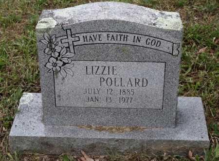 POLLARD, LIZZIE - Scott County, Arkansas | LIZZIE POLLARD - Arkansas Gravestone Photos