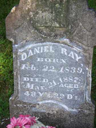 RAY, DANIEL - Scott County, Arkansas | DANIEL RAY - Arkansas Gravestone Photos