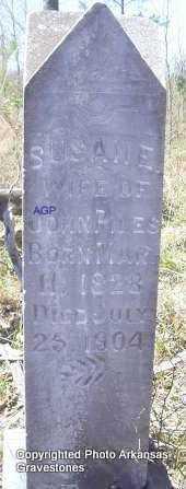 PILES, SUSAN E - Scott County, Arkansas | SUSAN E PILES - Arkansas Gravestone Photos