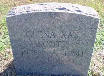 SCOTT, GLENNA KAY - Scott County, Arkansas | GLENNA KAY SCOTT - Arkansas Gravestone Photos