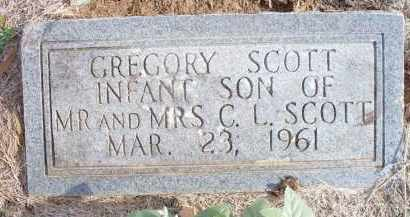 SCOTT, GREGORY - Scott County, Arkansas | GREGORY SCOTT - Arkansas Gravestone Photos