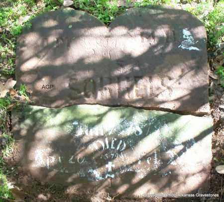 SORRELS, J M - Scott County, Arkansas | J M SORRELS - Arkansas Gravestone Photos