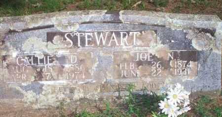 STEWART, CALLIE D - Scott County, Arkansas | CALLIE D STEWART - Arkansas Gravestone Photos