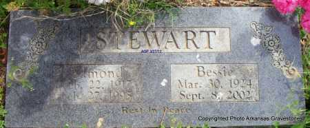 STEWART, EDMOND - Scott County, Arkansas | EDMOND STEWART - Arkansas Gravestone Photos