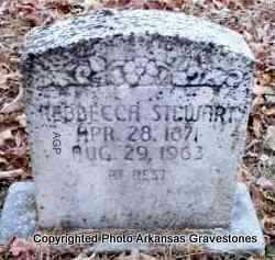 STEWART, REBBECCA - Scott County, Arkansas | REBBECCA STEWART - Arkansas Gravestone Photos
