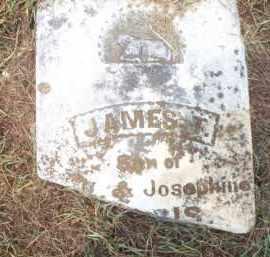 UNKNOWN, JAMES T - Scott County, Arkansas | JAMES T UNKNOWN - Arkansas Gravestone Photos