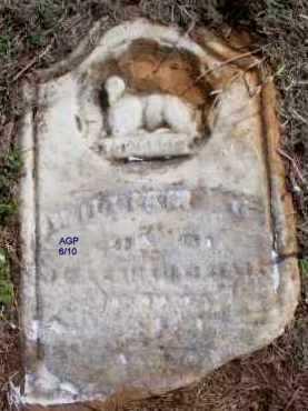 UNKNOWN, WILLIAM - Scott County, Arkansas   WILLIAM UNKNOWN - Arkansas Gravestone Photos