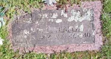 YEAKLEY, ALVIN L - Scott County, Arkansas | ALVIN L YEAKLEY - Arkansas Gravestone Photos