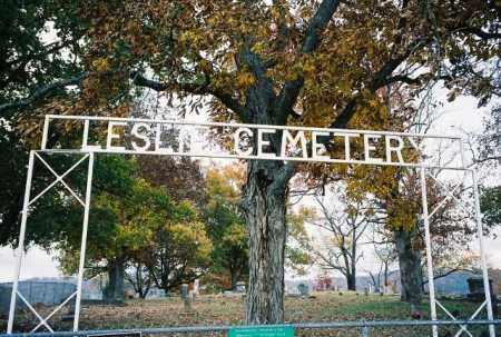 *LESLIE CEMETERY GATE,  - Searcy County, Arkansas |  *LESLIE CEMETERY GATE - Arkansas Gravestone Photos