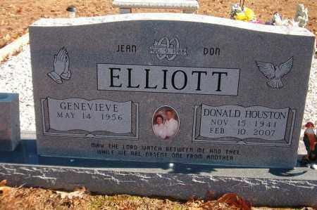 ELLIOTT, DONALD HOUSTON - Searcy County, Arkansas | DONALD HOUSTON ELLIOTT - Arkansas Gravestone Photos
