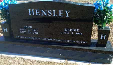 HENSLEY, JACK - Searcy County, Arkansas | JACK HENSLEY - Arkansas Gravestone Photos