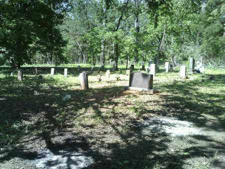 *HINCHEY CEMETERY OVERVIEW,  - Searcy County, Arkansas    *HINCHEY CEMETERY OVERVIEW - Arkansas Gravestone Photos
